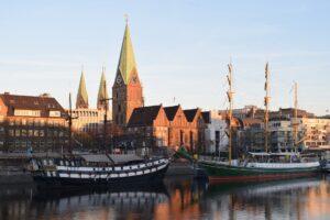Presseverteiler Bremen - Stadtansicht von Bremen