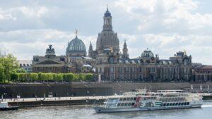 Presseverteiler Dresden - Stadtansicht von Dresden
