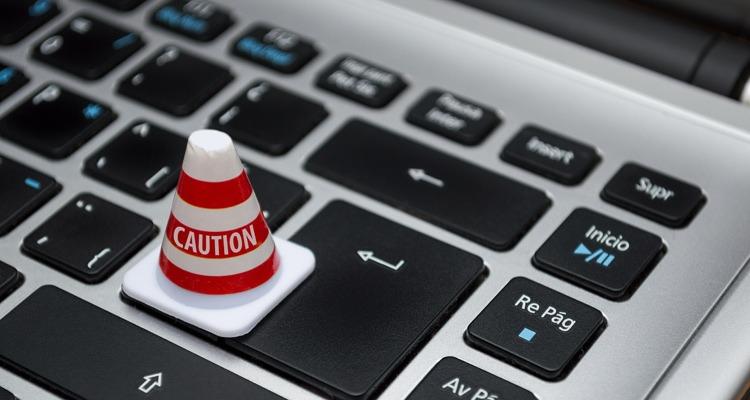 Datenschutz Tastatur